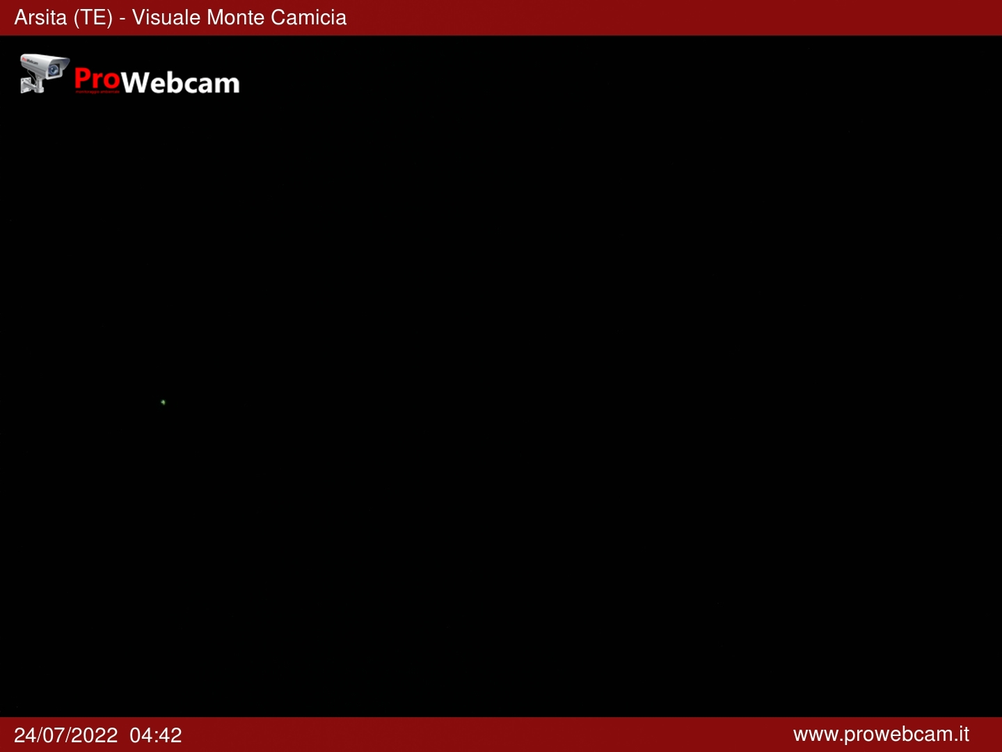 Meteo Chieti Abruzzo | Webcam non disponibile